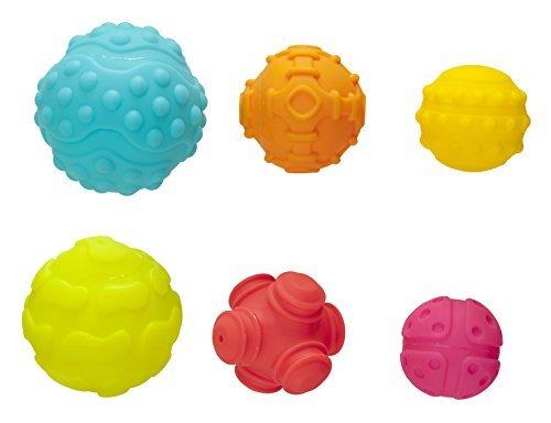 激安通販の Playgro 4086398 Textured toddler Sensory Balls for baby infant for toddler infant [並行輸入品] B077QLWP4P, ふくおかけん:bc50772f --- a0267596.xsph.ru