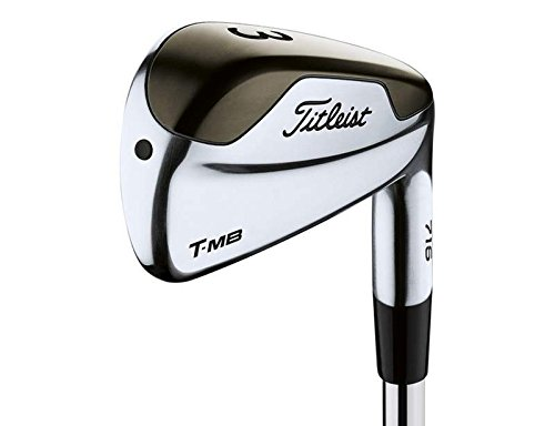 Titleist 716 T-MB Iron Set 4-PW Dynamic Gold AMT S300 Steel Stiff Right Handed 38 in