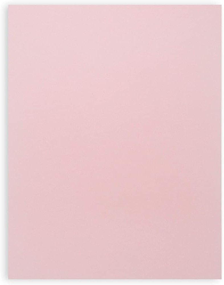 Paper 2-color assortment  PinkBlue 8.5 x 11 Exact Pastel Translucent Vellum
