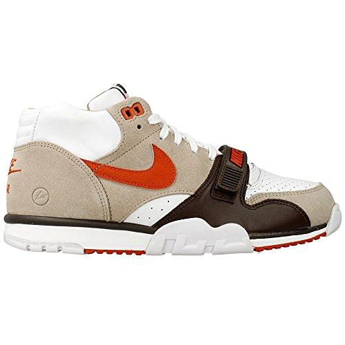 Nike - Luft Trener En Mid Sp Fr - Farge: Beige-brun-hvit - Størrelse: 11,0