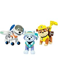 Paw Patrol Action Pack Pups Figure Set, 3pk, Everest/Robodog/Rubble BOBEBE Online Baby Store From New York to Miami and Los Angeles