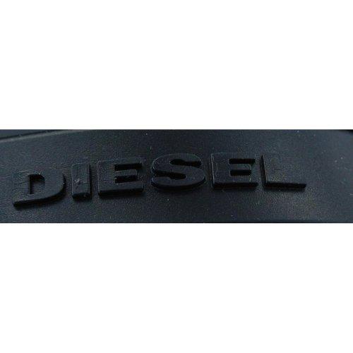 Diesel - Splish Caucho Flip Flops Y00132 Unisex - Talla : 42 - Color : Tela