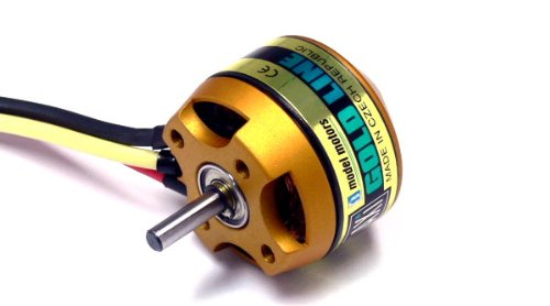 RCECHO AXI Modell Motors Gold Line 2208/26 RC Hobby Outrunner Brushless Motor OM770 Vollversion Apps Ausgabe