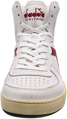 Diadora Heritage 158569 c7114 Bianco Rosso 46