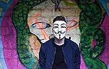 Halloween Masks V for Vendetta Hackers
