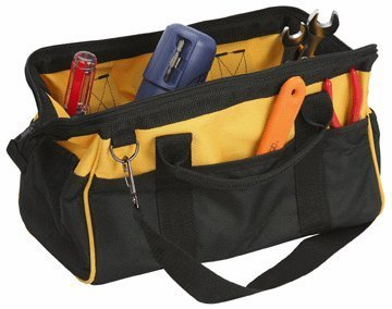 Western Safety 15'', 18 Pocket Tool Bag with Strap