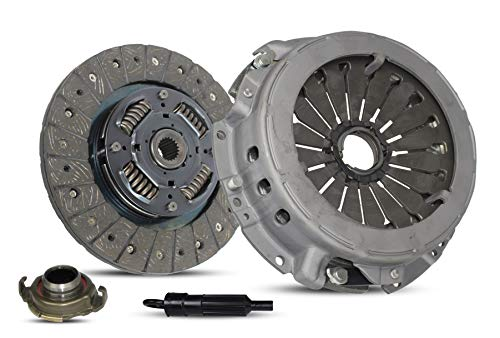 Clutch Kit Works With Kia Spectra Spectra5 Ex Lx Sx Base Hatchback Sedan 4-Door 2004-2007 2.0L 1975CC l4 GAS DOHC Naturally Aspirated