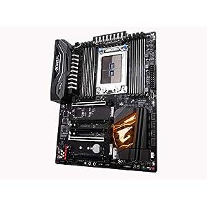 GIGABYTE X399 AORUS PRO (AMD Ryzen Thread Ripper TR4/ATX /3X M.2/Front USB 3.1 Type C/Intel LAN/ALC1220/ Motherboard)