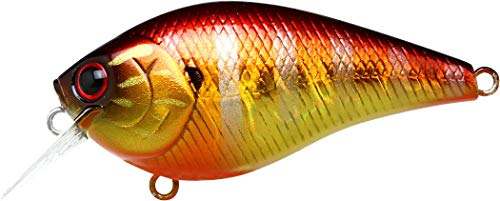 Lucky Craft LC-1-5-301MHPGL LC 1.5 Magma Heat Up Gill, 1/2 oz