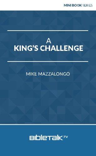 A King's Challenge (Mini Book Series) pdf