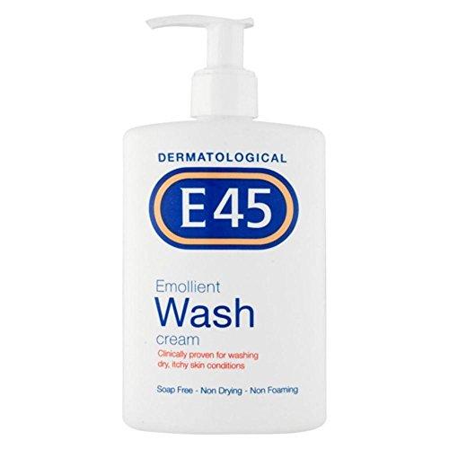 E45 Dermatological Emollient Wash Cream -