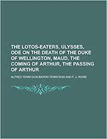ulysses and the lotos eaters and Tennyson wrote tithonus and ulysses at the same time - october 20, 1933   unlike the lotos eaters, ulysses can't be satisfied to be lentus in umbra.