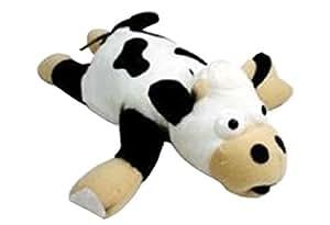 Playmaker Toys Flingshot Flying Cow, White