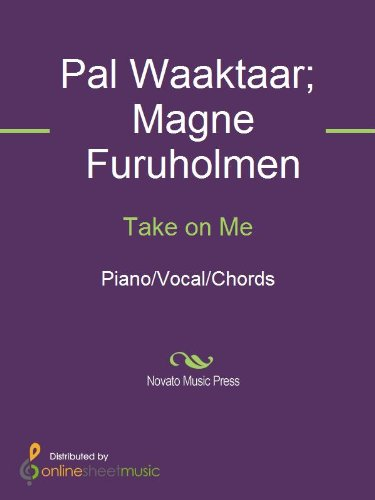 Take On Me Kindle Edition By A Ha Magne Furuholmen Pal Waaktaar