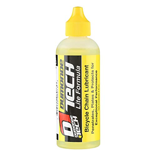 Dumonde Tech Lite Bicycle Chain Lubrication, 4 oz.