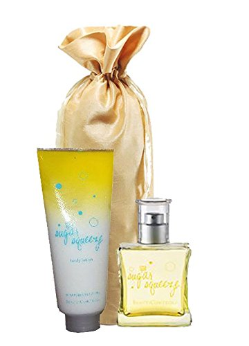 Beauticontrol Spa Sugar Squeeze 3-piece Fragrance Gift Se...
