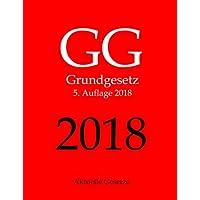 GG, Grundgesetz, Aktuelle Gesetze