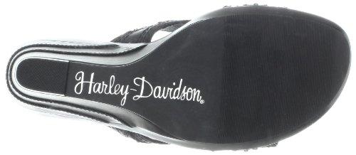 Harley Black Sandalo Barbata Davidson scorrere xrAxpn