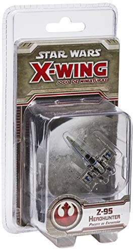 Z-95 Headhunter:  Star Wars X-Wing - Galápagos Jogos