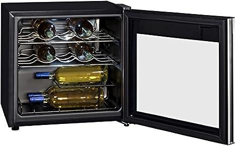 Amica Kühlschrank Vks 15694 W Test : Exquisit ws 116 3 ea weinkühlschrank 2 flascheroste verchromt