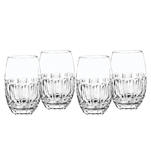 Bolton Stemless Wine Glass, Set of 4, by Waterford by Bolton