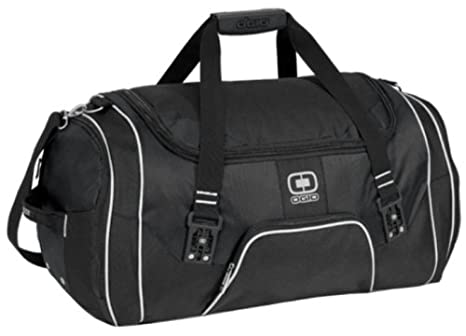 Ogio Rage Duffle Bag Black