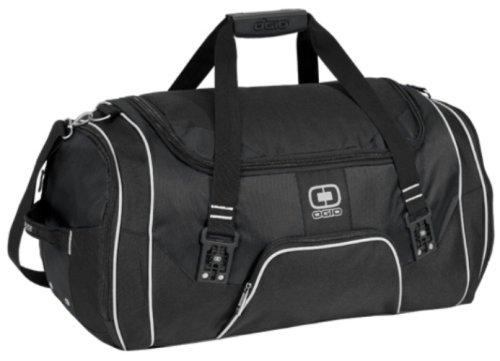 1c499bff6a Amazon.com  OGIO Rage Duffle Bag (Black)  Clothing