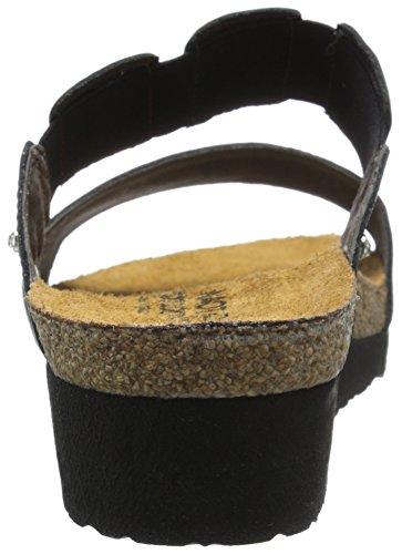 Wedge Naot Metal Sandal Ashley Women's rvvwqTYna