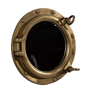 41bg6IsOMpL._SS300_ 100+ Porthole Themed Mirrors For Nautical Homes For 2020