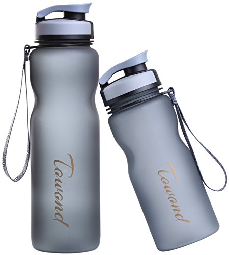 1l-large-bpa-free-tritan-water-bottle-w-filter-leakproof-flip-top-narrow-mouth-wide-mouth-2in1-for-s