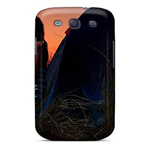XiFu*MeiDurable Case For The Galaxy S3- Eco-friendly Retail Packaging(beautiful Sunset On A Beach Campout)XiFu*Mei
