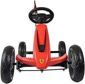 Ferrari Pedal Go-Kart, Red
