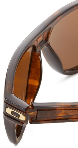 Polarized 24 Tortoise Iridium de Oakley Lunettes K Breadbox soleil qwfXOv8x