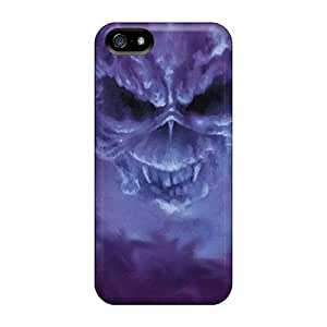 Durable Case For The Iphone 5/5s- Eco-friendly Retail Packaging(iron Maiden)