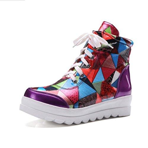 Ei&iLI Chaussures de course à pied , purple , 37