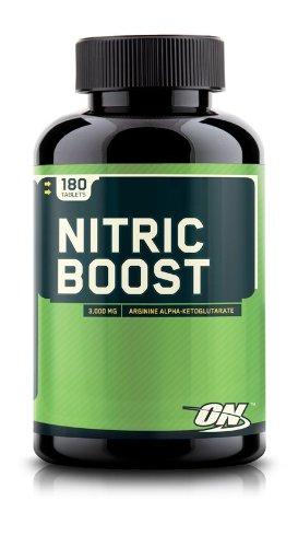 Optimum Nutrition Boost nitrique, 180 Tablets