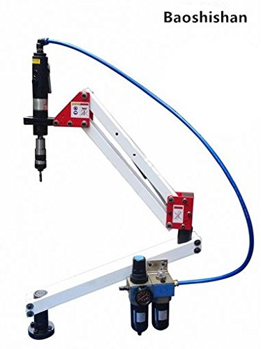 Vertical Pneumatic Tapping Machine Automatic pneumatic tapper M3-M12 by Baoshishan
