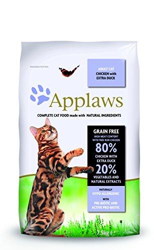 Applaws Katze Senior, Trockenfutter , 1er Pack (1 x 7.5 kg)