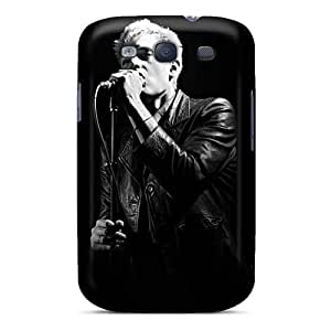 Shock Absorption Hard Phone Case For Samsung Galaxy S3 With Provide Private Custom Realistic Breaking Benjamin Image KerryParsons
