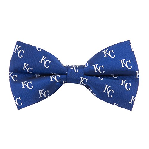 Eagles Wings EAG-9956 Kansas City Royals Repeat MLB Bow Tie