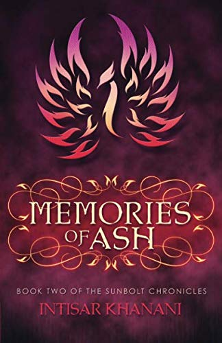 Memories of Ash (The Sunbolt Chronicles) (Volume 2)