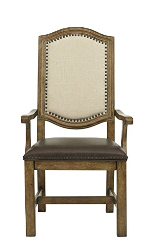Pulaski American Attitude Wide Frame Arm Chair