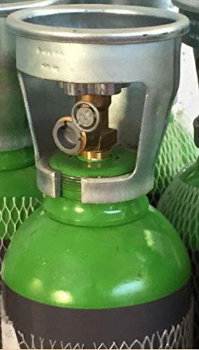 Inverter de hilo de soldadura de Telwin Technomig 150 A Dual, Bombona Synergic mezcla de Ar/CO2 de 5 l.: Amazon.es: Bricolaje y herramientas
