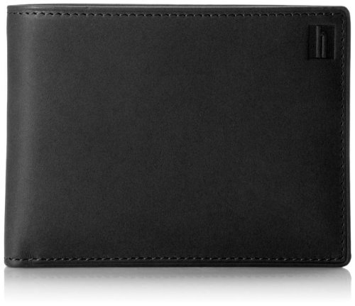 Hartmann Belting Collection Two Compartment Wallet, Heritage Black, One Size by Hartmann