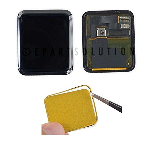 ePartSolution_Apple Watch Series 1 LCD Display Touch Screen Digitizer Assembly Replacement Part (38mm)