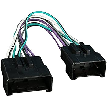 41bgC5aFDFL._SL500_AC_SS350_ amazon com metra 70 5514 radio wiring harness amp bypass system  at edmiracle.co