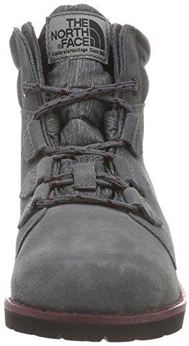 North Face W Ballard Roll-down Se - zapatos da caminata y excursionismo Mujer Gris (NMG)