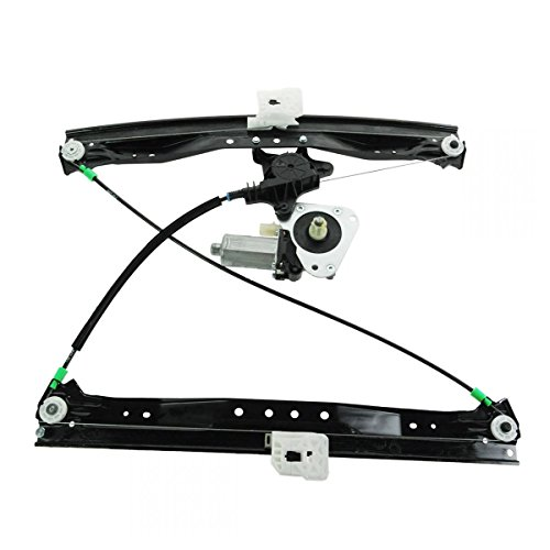 Window Regulator with Motor Front Driver Side for 08-13 Caravan Town & Country