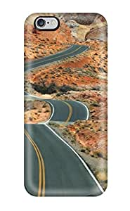 Durable Protector Case Cover With Road Hot Design For Iphone 6 Plus