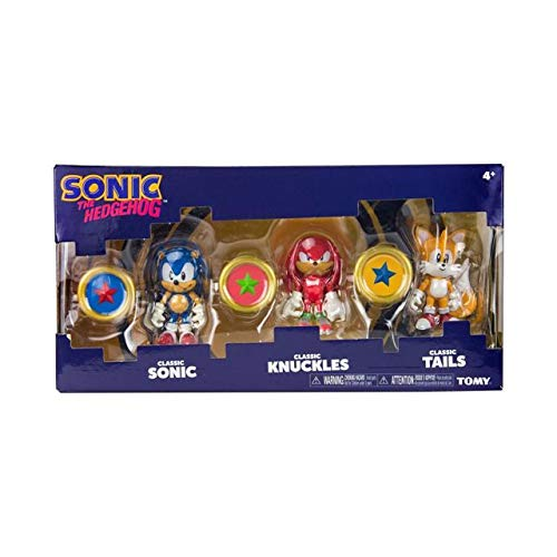 (TOMY Sonic Collector Series 3